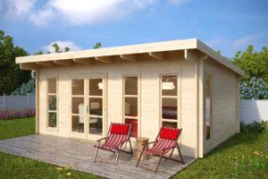 Gartenhaus Barbados 3