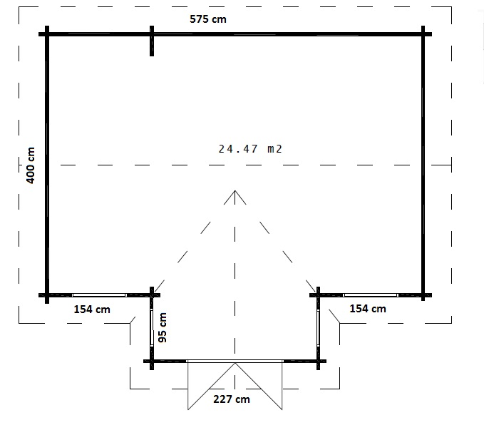 Eamon Ground Plan