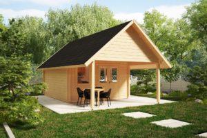 Gartenhaus Mark