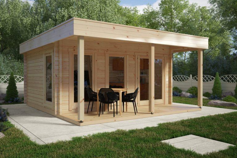 Caseta de jardín Ian E