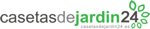 Casetas de Jardin 24 Logo
