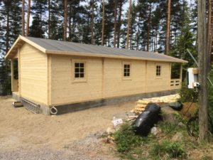 Casa de huéspedes a medida con dos dormitorios