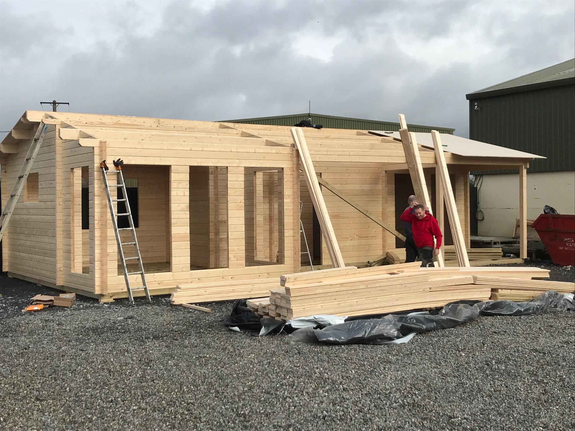 Construya Una Ampliación Para Su Casa De Forma Rápida Y