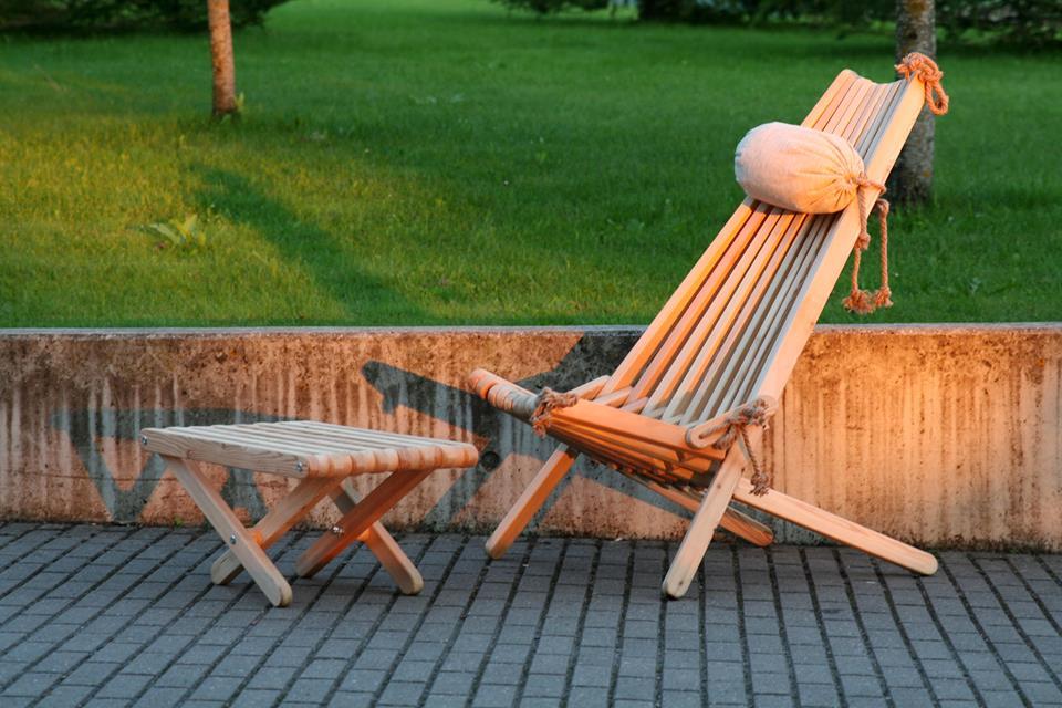 Silla reclinable coj n lazy chair casetas de jardin 24 Cojin silla jardin