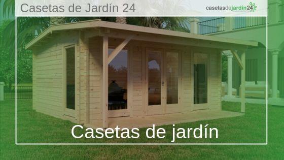 Casetas de jard n prefabricadas es una tradici n - Casetas prefabricadas jardin ...