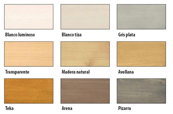 Colores para paredes de interior