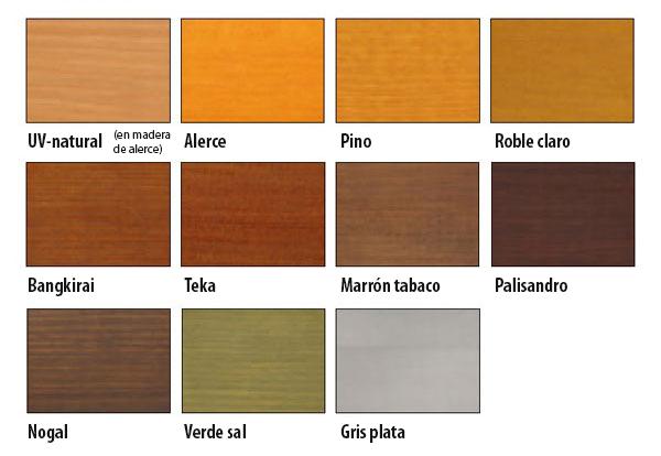Aceite para madera exterior Koralan