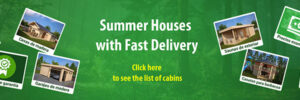 Summer Houses with Fast Delivery